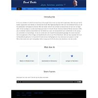 Bastiaan Burger Webdesign Bard Bothe