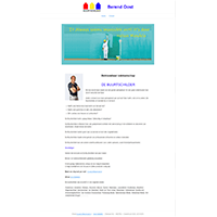Bastiaan Burger Webdesign Berend Oost Buurtschilder