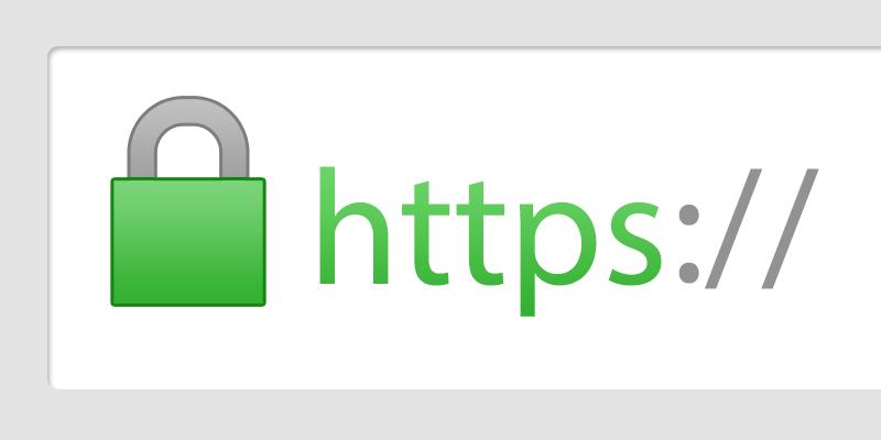 Veilige website met SSL